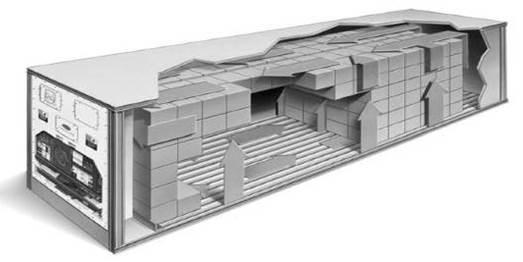 Рисунок 6- Схема перемещения