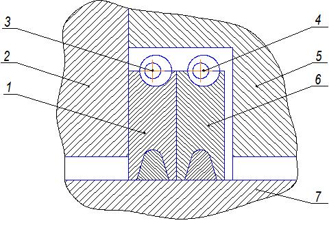 Рисунок 2.2.2 Уплотнение (А.С.